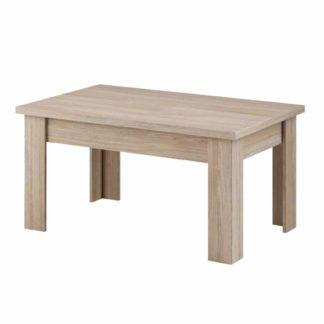 Konferenční stolek, dub grandson světlý, Letya 0000237009 Tempo Kondela
