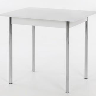 Jídelní stůl Köln I 90x65 cm, bílý