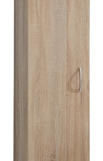 Policová skříň Multiraum, 30 cm, dub sonoma