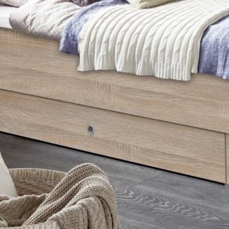 Úložná zásuvka pod postel Nadja, dub sonoma