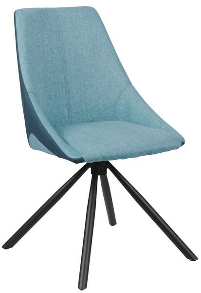 Jídelní židle Fiesta, modrá