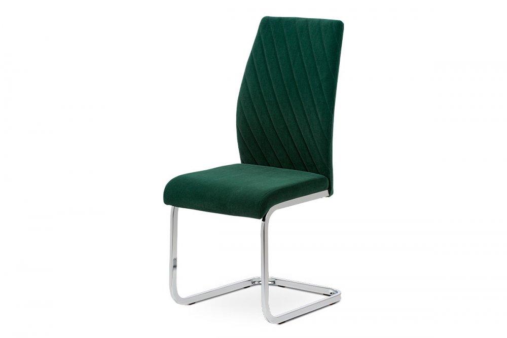 Jídelní židle DCL-442 Autronic Zelená