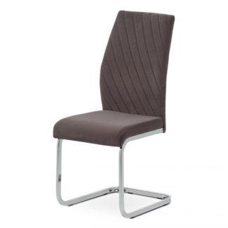 Jídelní židle DCL-442 Autronic Hnědá