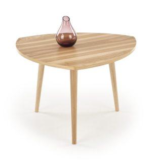 Konferenční stolek COMA přírodní jasan Halmar