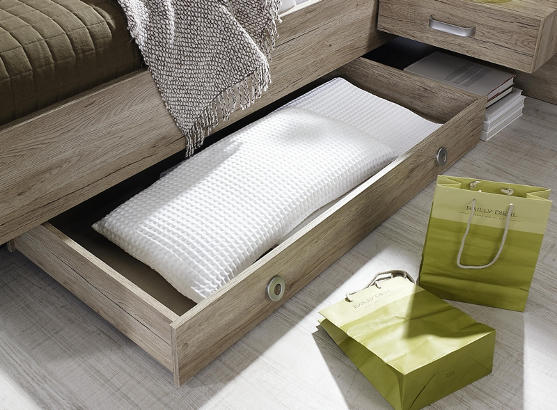 Úložná zásuvka pod postel Gandra
