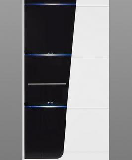 Vysoká vitrína MADRANO MEGV711RB