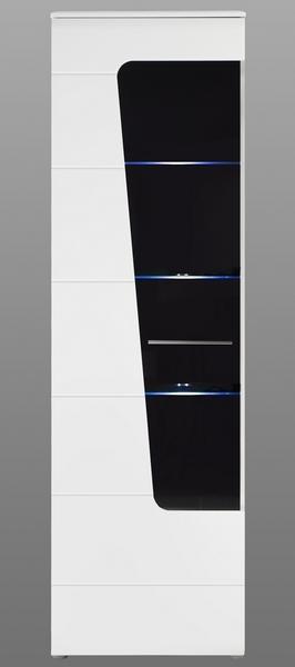 Vysoká vitrína MADRANO MEGV711LB