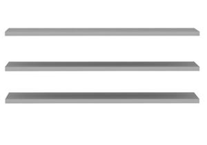 Set polic do skříně (3 ks) WNND92-A06
