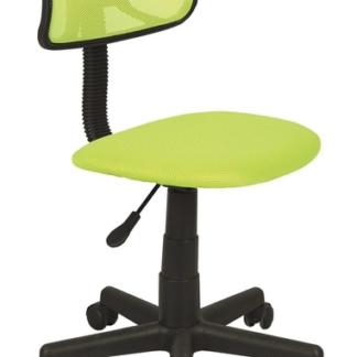 Dětská židle Rafito, limetová