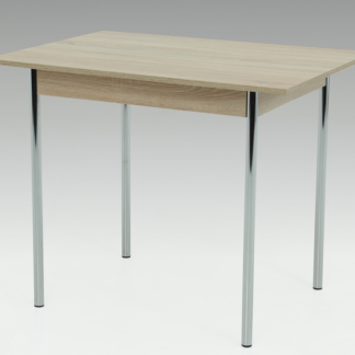 Jídelní stůl Köln I 90x65 cm, dub sonoma