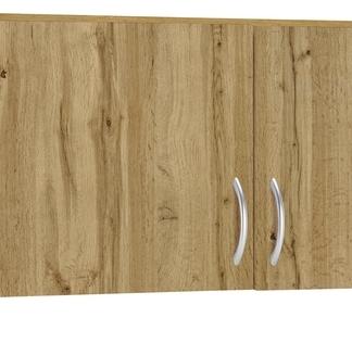 Skříňový nástavec Case, 91 cm, dub wotan