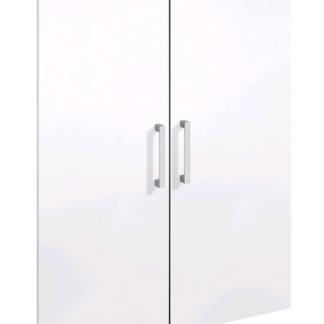 Sada dveří (2 ks) Calvia 11, bílá