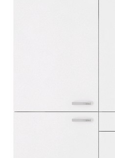 Vysoká kuchyňská skříň Bianka 60DK, 60 cm