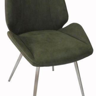 Jídelní židle Rose, zelená