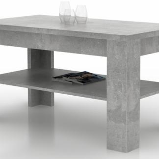 Konferenční stolek AS-55, šedý beton