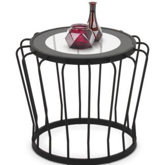 Konferenční stolek AVIVA černá Halmar