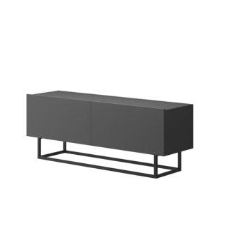 RTV stolek bez podstavce SPRING ERTV120 Tempo Kondela Grafit