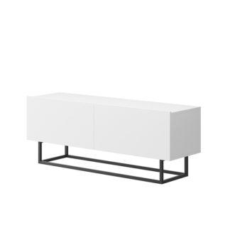 RTV stolek bez podstavce SPRING ERTV120 Tempo Kondela Bílá