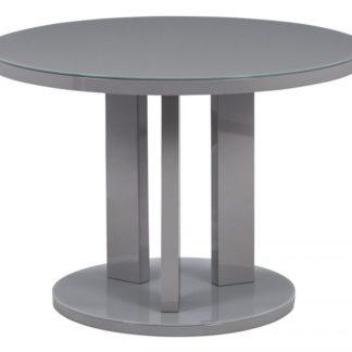 Jídelní stůl AT-4003 GREY šedá Autronic