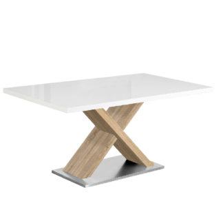 Jídelní stůl, FARNEL 0000242918 Tempo Kondela Dub sonoma