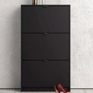 Botník Shoes 59002 černý MAT - TVI