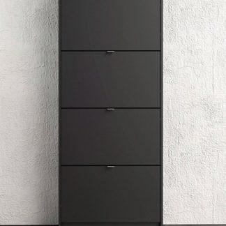 Botník Shoes 59003 černý MAT - TVI