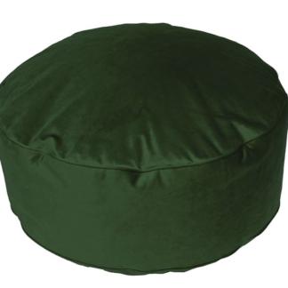 Taburet Tutti, tmavě zelený