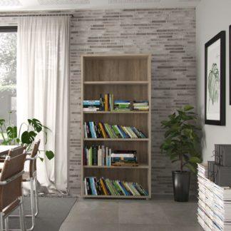 Knihovna Prima 80420 dub struktur - TVI