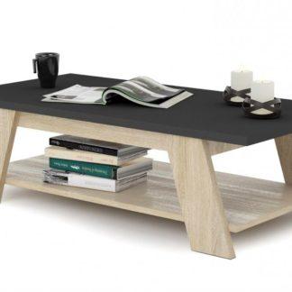 Konferenční stolek 50753 dub sonoma/grey - TVI