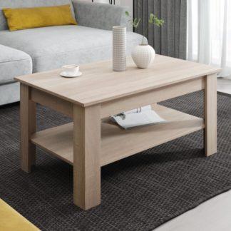 Konferenční stolek Valin XL sonoma - FALCO
