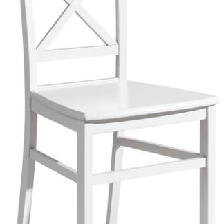 Jídelní židle Atik, bílá