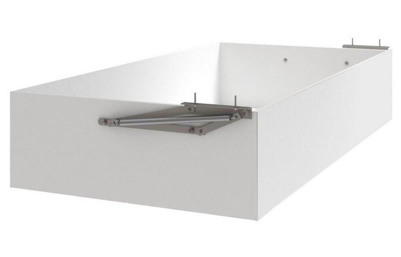 Úložný prostor pod postel Mega 90x200 cm, bílá