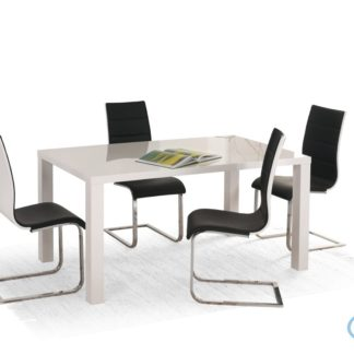 Rozkládací jídelní stůl Ronald 120-160/75 - HALMAR
