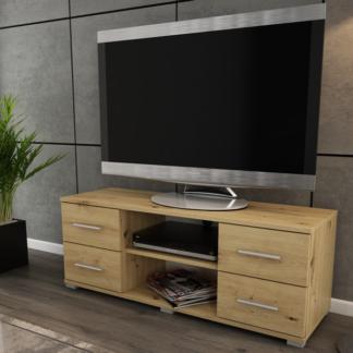 TV stolek Oskar TV, dub artisan, šířka 120 cm