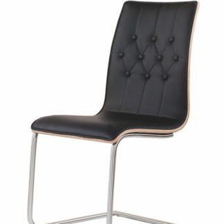Kovová židle K190