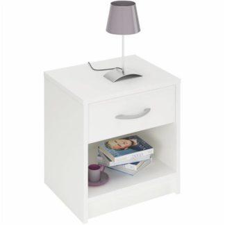 Noční stolek BISI 305895 bílá Tempo Kondela