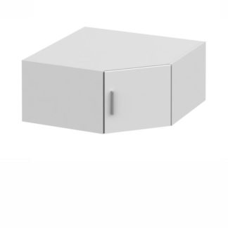 Nástavec na skříň INVITA TYP 8 Tempo Kondela Bílá