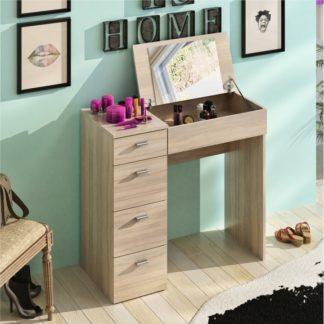 Toaletní stolek BELINA dub sonoma Tempo Kondela
