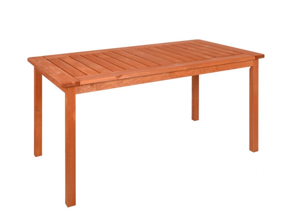 SORRENTO stůl - FSC ROJAPLAST