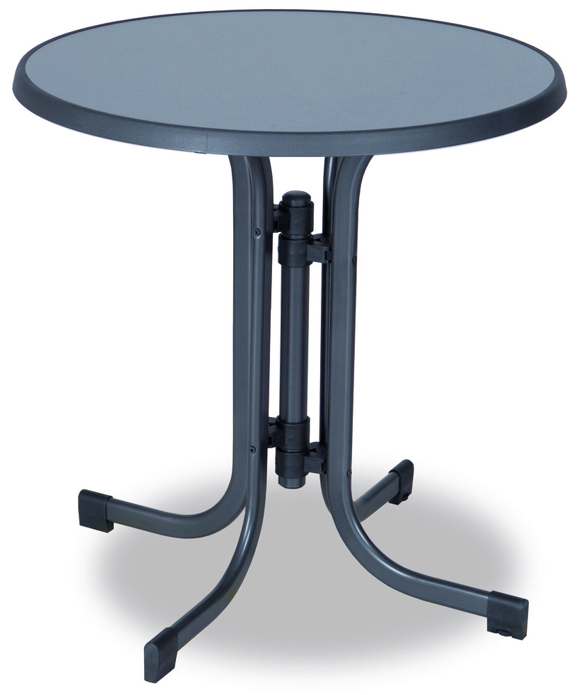PIZARRA stůl - ø 70cm Dajar
