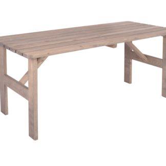 VIKING stůl ŠEDÝ - 150 cm ROJAPLAST