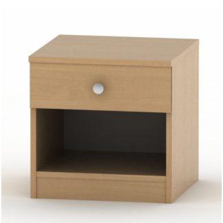 Noční stolek BETTY 2 BE02-010-00 buk Tempo Kondela