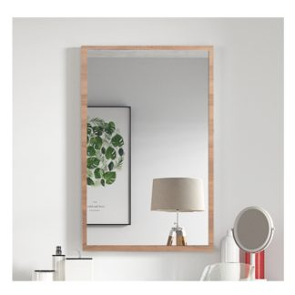 Zrcadlo VIOLET Tempo Kondela Dub sonoma