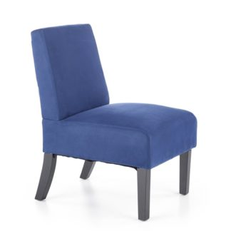 Křeslo FIDO Halmar Modrá