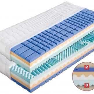 Matrace z bio pěny Zoe + 1x polštář Lukáš ZDARMA Dřevočal 180 x 200 cm Lyocell