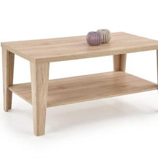 Konferenční stolek MANTA obdélník Halmar dub san remo