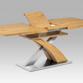 Jídelní stůl rozkládací HT-718 OAK divoký dub Autronic
