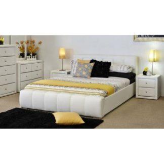 Manželská postel FANTASY NEW 160x200 bílá Tempo Kondela