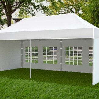 Zahradní stan 3x6m PREMIUM Bílá