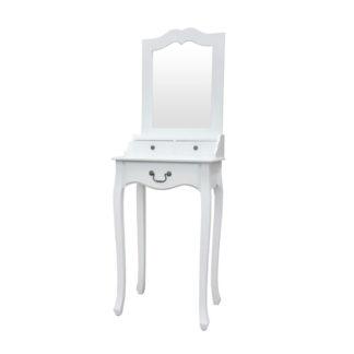 Toaletní stolek GINO bílá Tempo Kondela